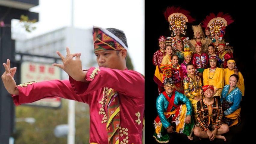 Eric Solano Philippines' folk dances