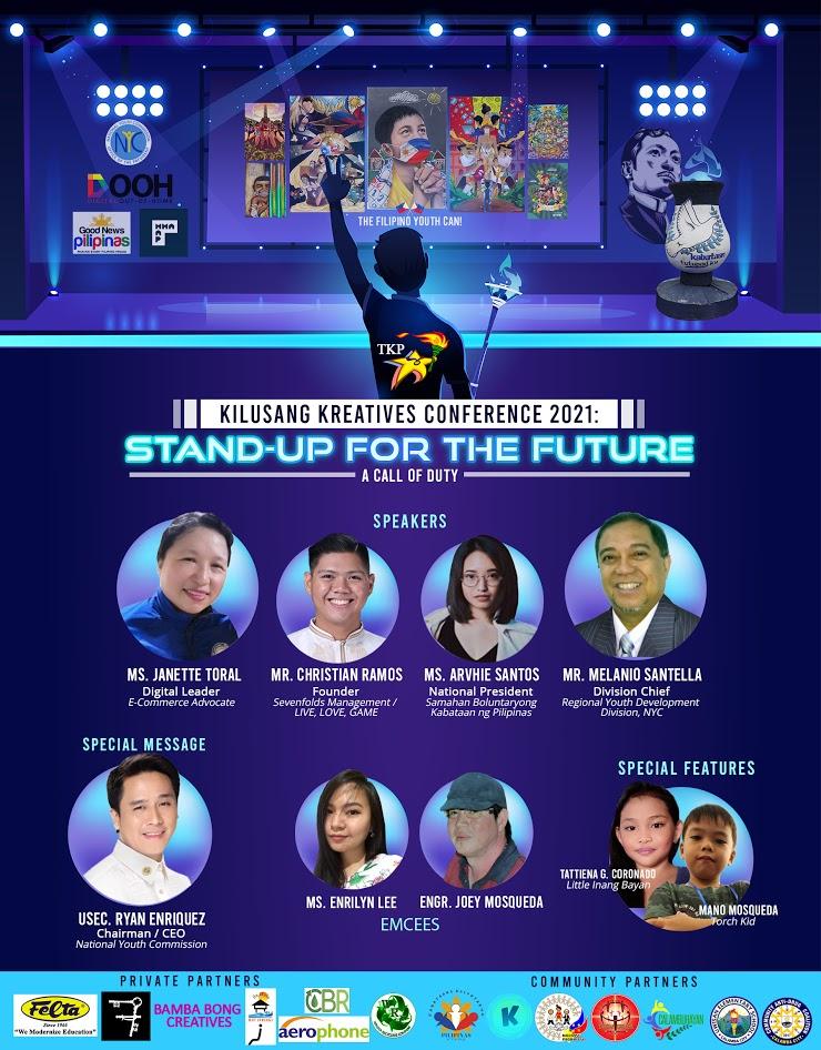 FREE conference online Jose Rizal's 160th birth anniversary
