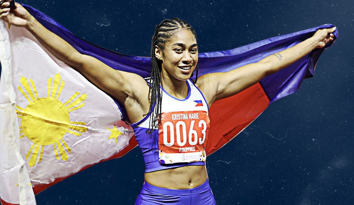 Kristina Knott  Filipino Olympian Tokyo