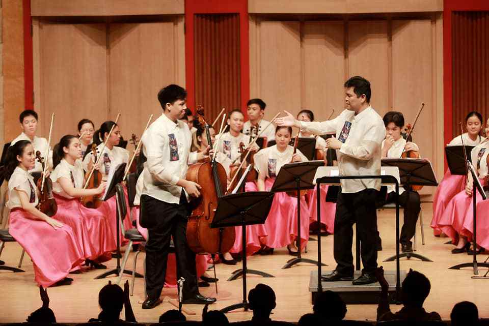 Manila Symphony Junior Orchestra