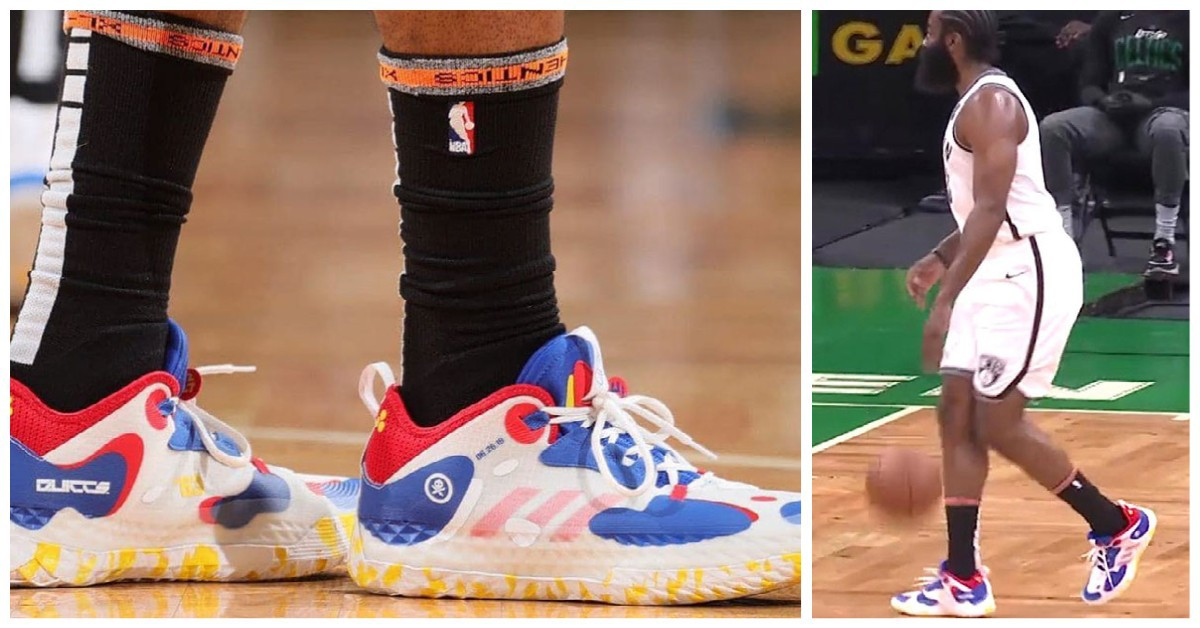 Adidas Quiccs collabs NBA's James Harden