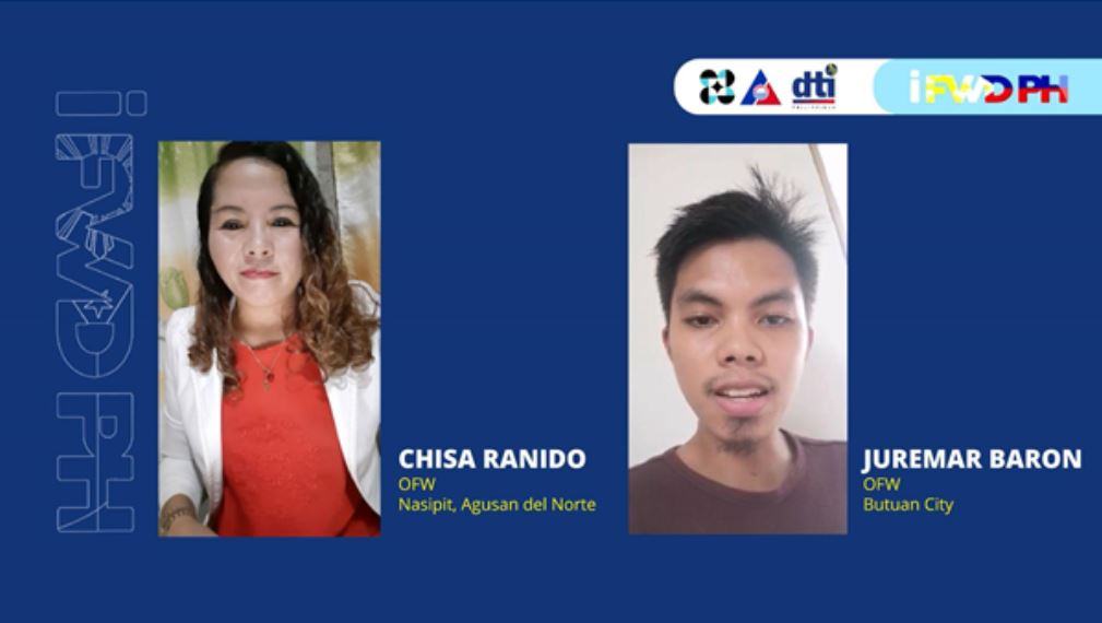 OFW technology-based businesses DOST assistance