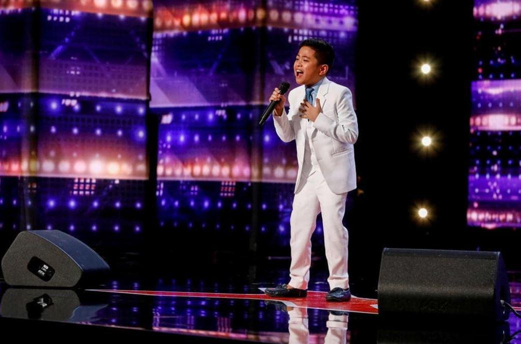 Peter Rosalita Got Talent audition