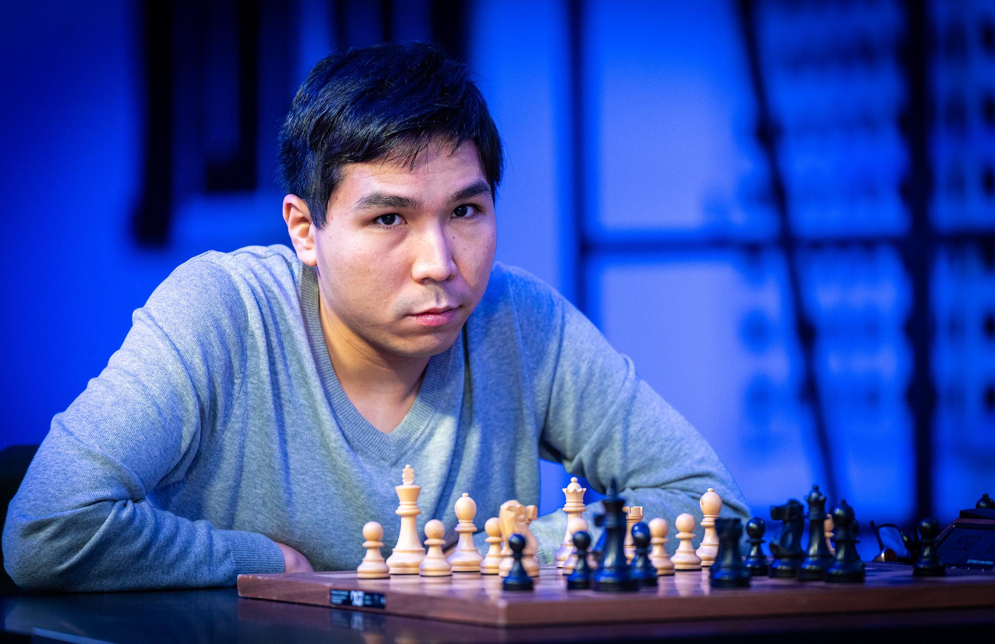 Wesley So Grand Chess Tour Paris Rapid & Blitz