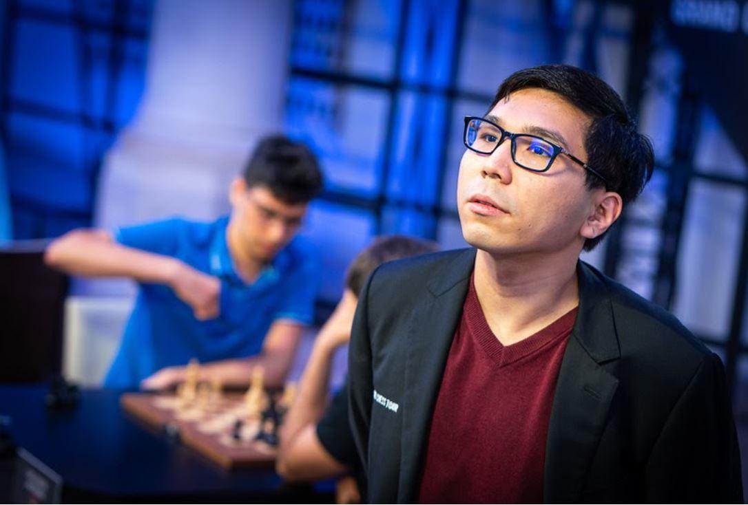 Wesley So Grand Chess Tour Paris