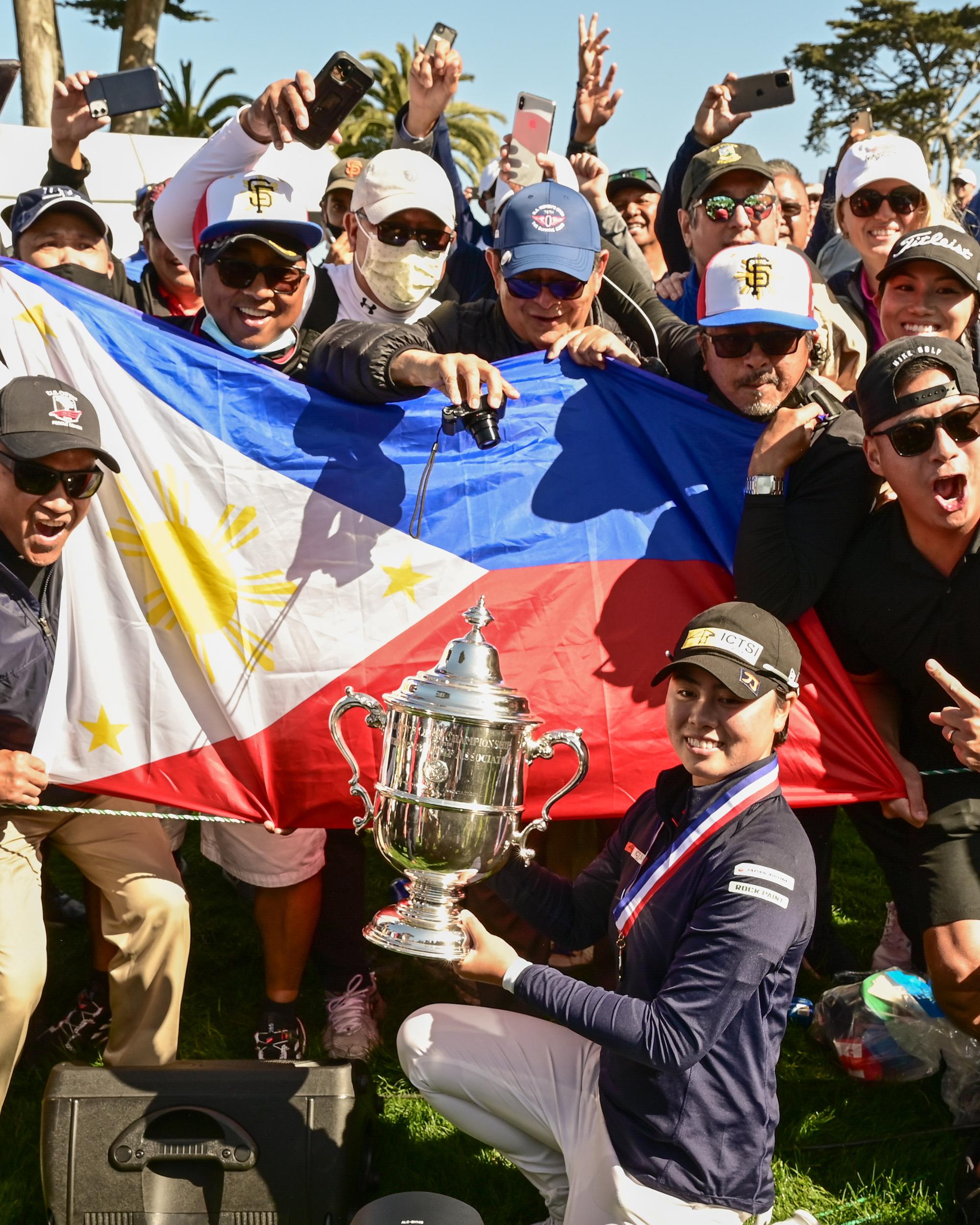Yuka Saso Women's World Golf  Olympics