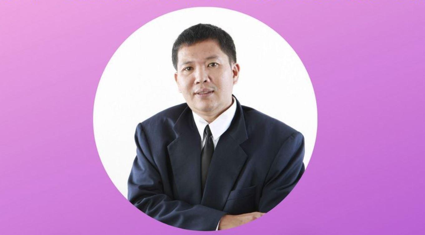 Marcelo Otinguey  Thailand's Princess Maha Chakri Award