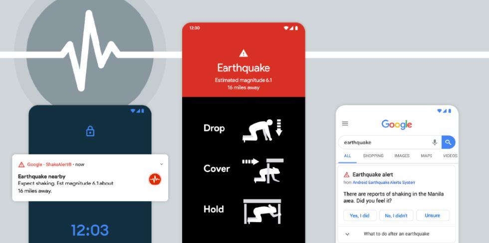 Google's Earthquake Alerts System