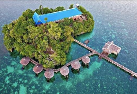 Floating Resort City tourism livelihood