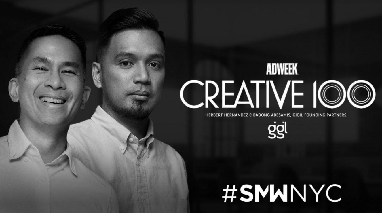 Gigil's founders Filipinos in Adweek Creative 100