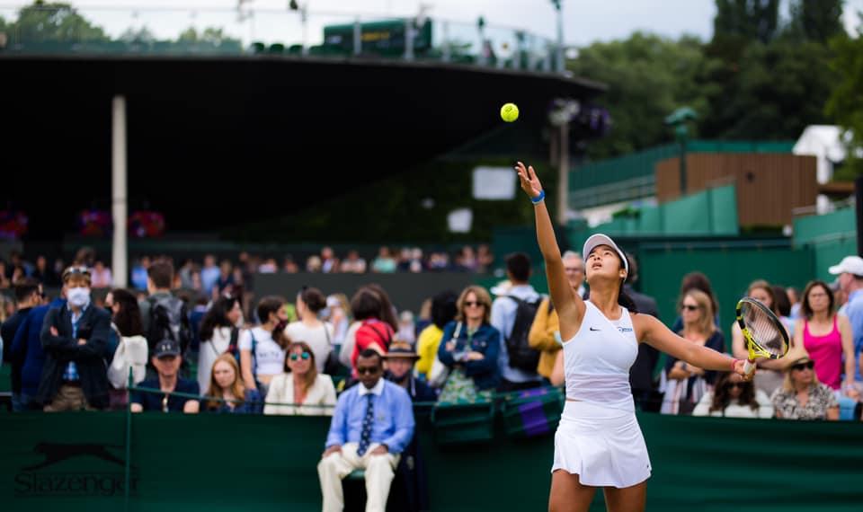 Alex Eala tennis matches