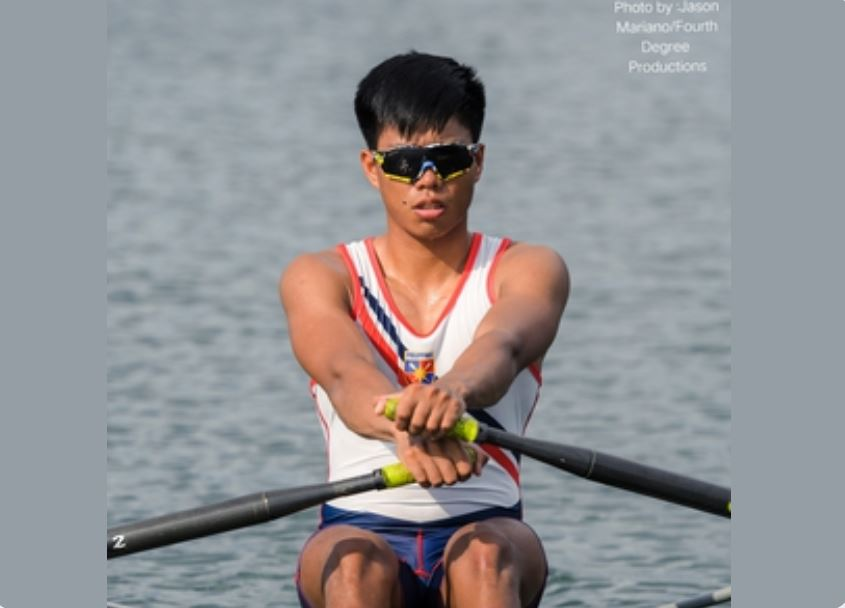 Cris Nievarez Tokyo Olympics