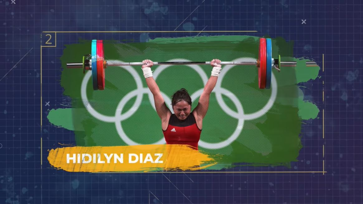 Hidilyn Diaz Philippines 1st  Olympic Gold