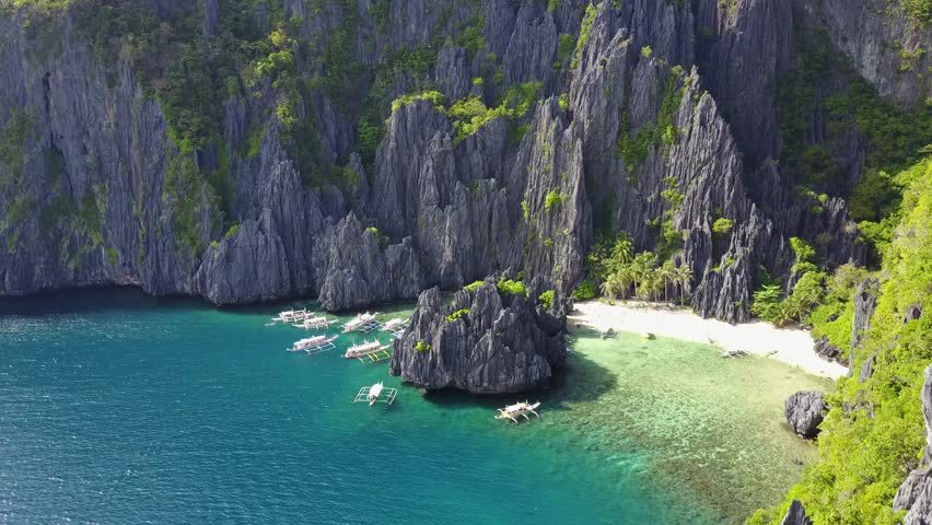 El Nido's Secret Lagoon Best Beach in the World