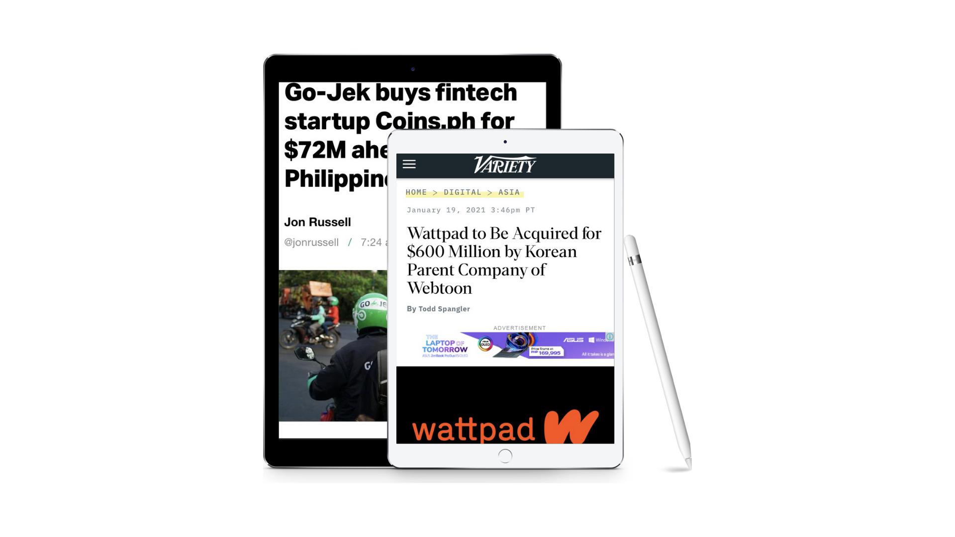 Philippines Kickstart invests data