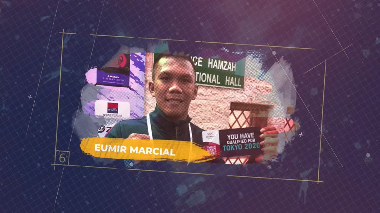 Eumir Marcial advances to quarters
