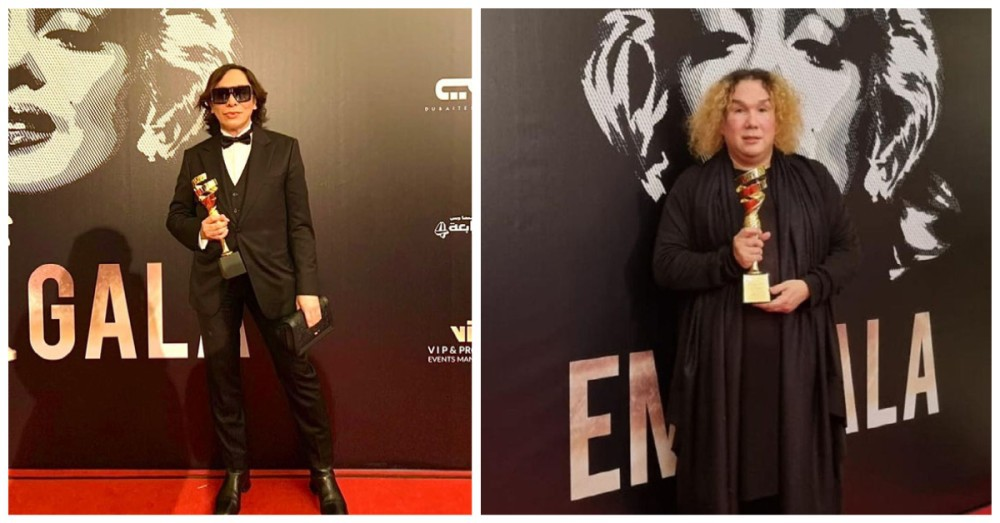Michael Cinco Dubai EMIGALA Awards