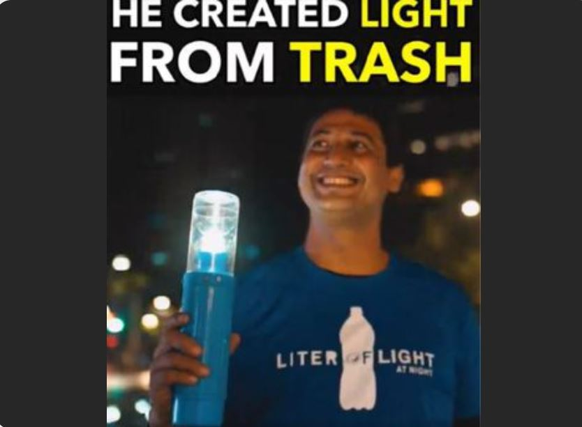 Nas Daily Illac Diaz Liter of Light