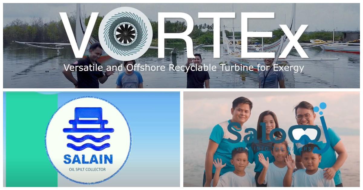 Philippine university teams  ASEAN marine design