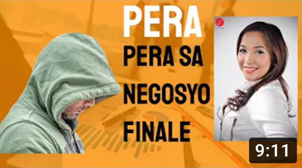 Pera Pera Sa Negosyo Finale