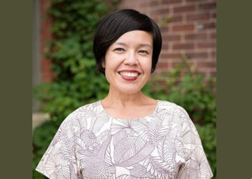 Christine Balance Asian American think tank