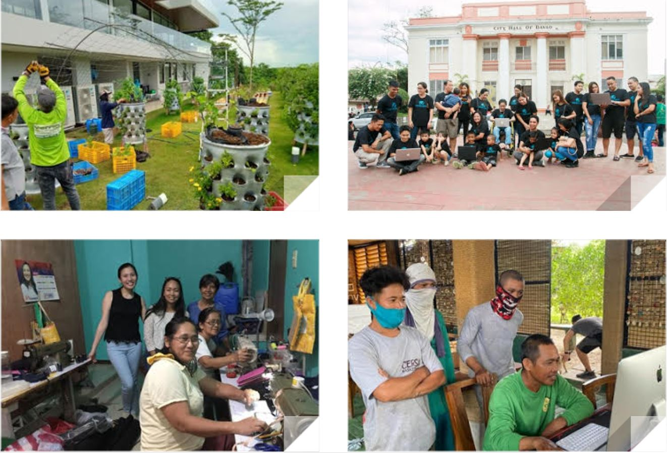 BPI Foundation Ayala Land Social Enterprises