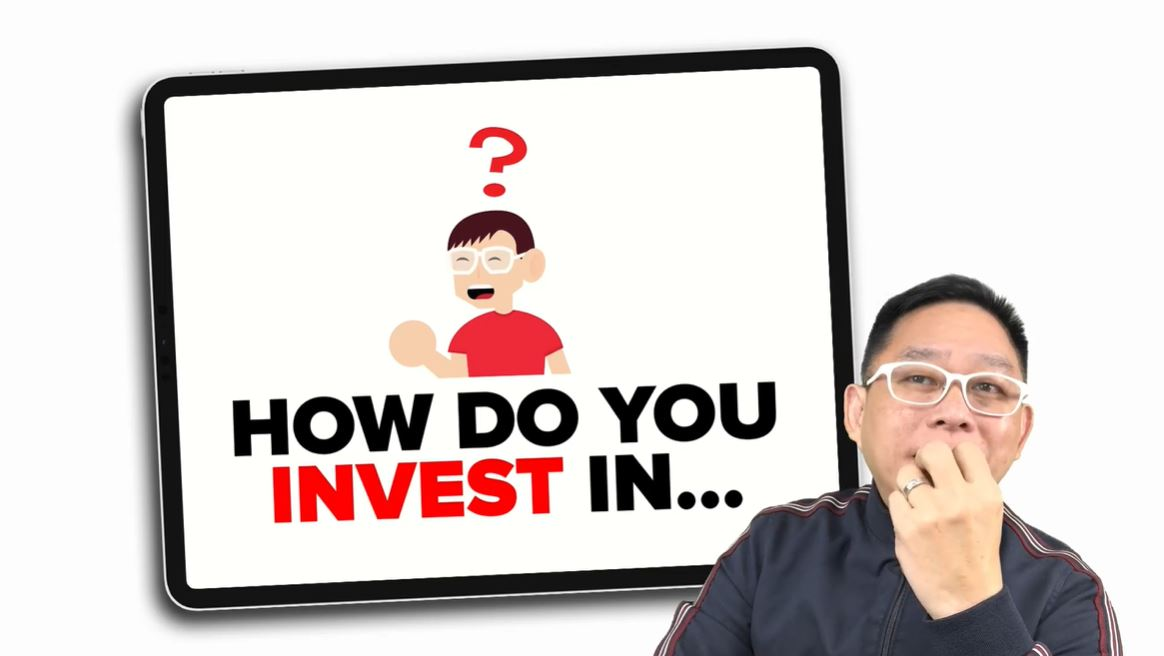 Chinkee Tan Investment tip