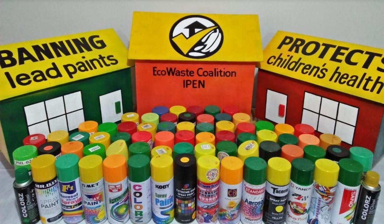 EcoWaste Coalition chain stores