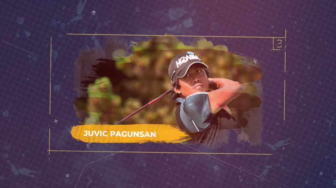 Golfer Pagunsan Olympics Results