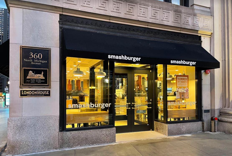 Jollibee Smashburger Washington D.C.
