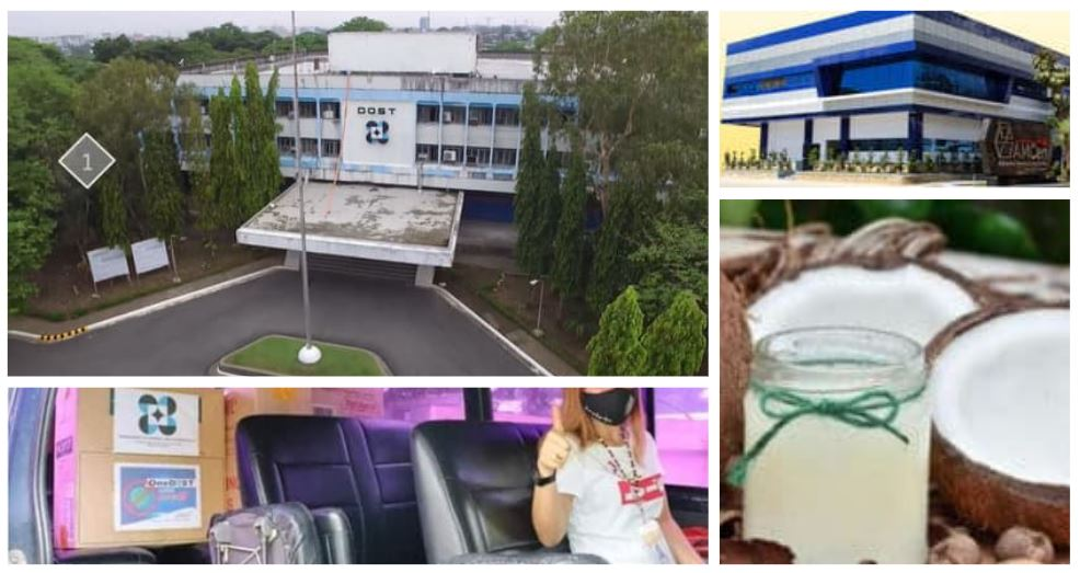 DOST Philippines R&D projects