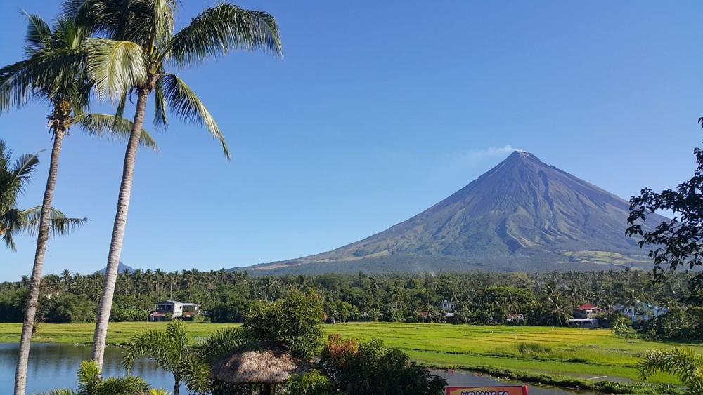 UPLB Mayon Volcano soil