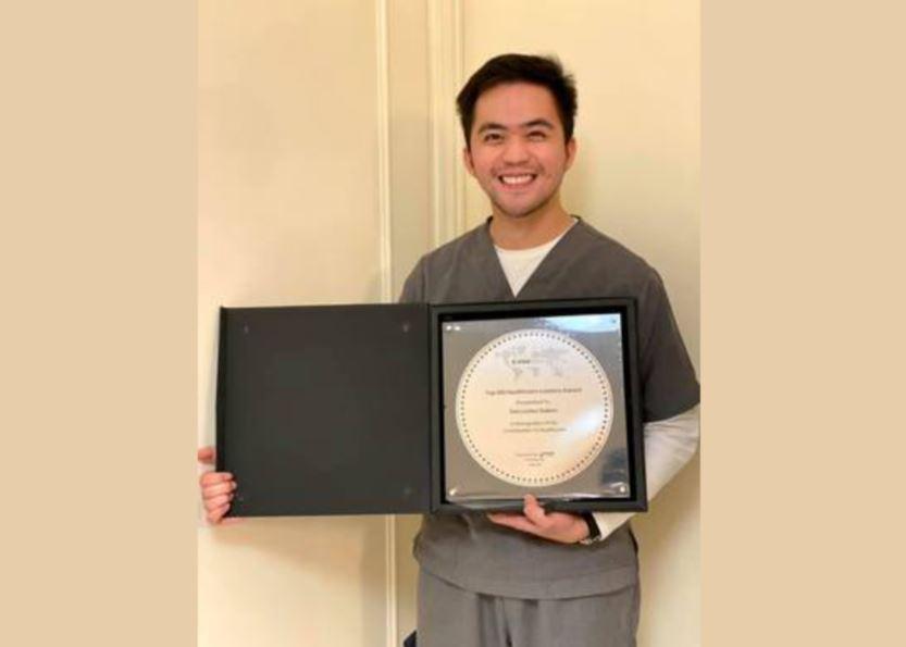 Dan Lester Dabon Top 100 Healthcare Leader