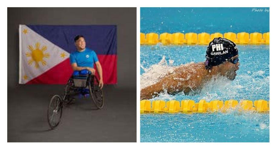 Paralympics Jerrold Mangliwan