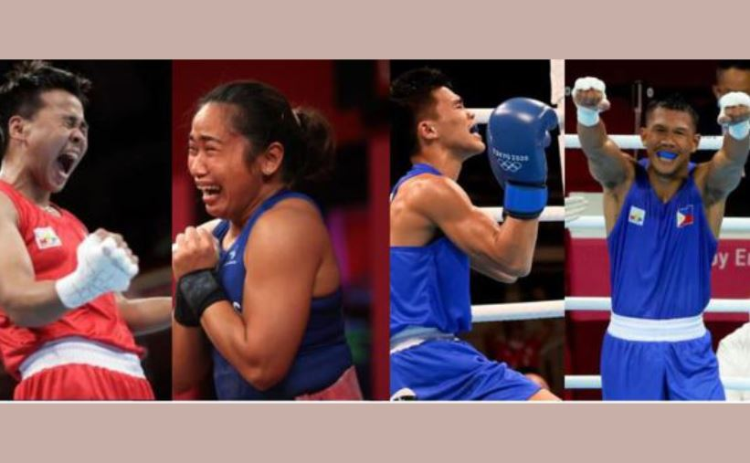 Philippines Olympics Results