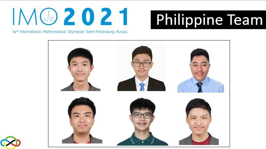 Team Philippines Mathematics Olympiad