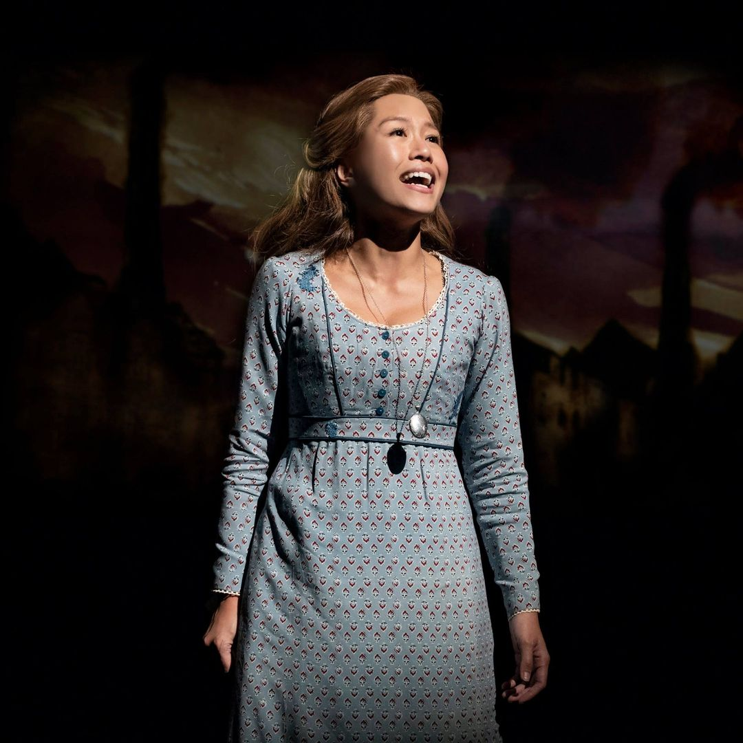 Rachelle Ann Go Les Miserables Musical