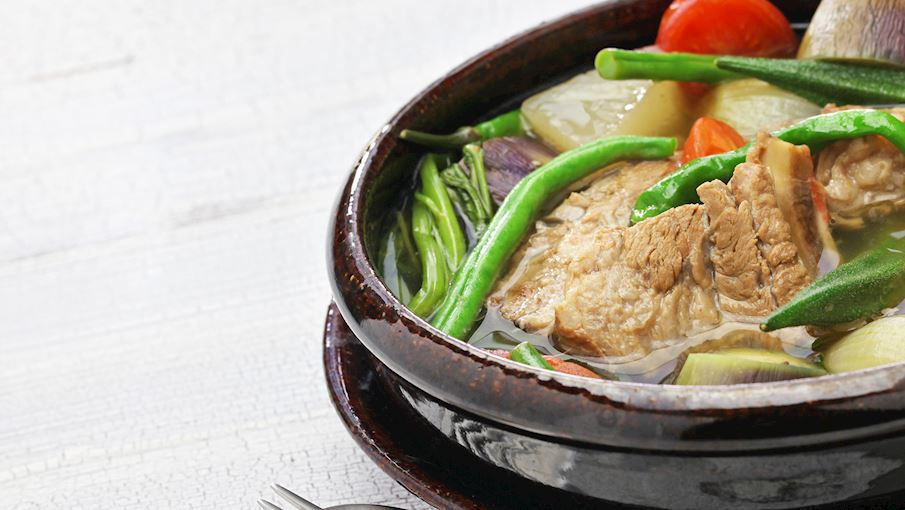 Sinigang World's No. 1 vegetable soup in Taste Atlas