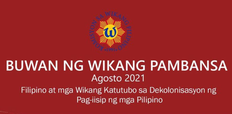 Filipino National Language Month