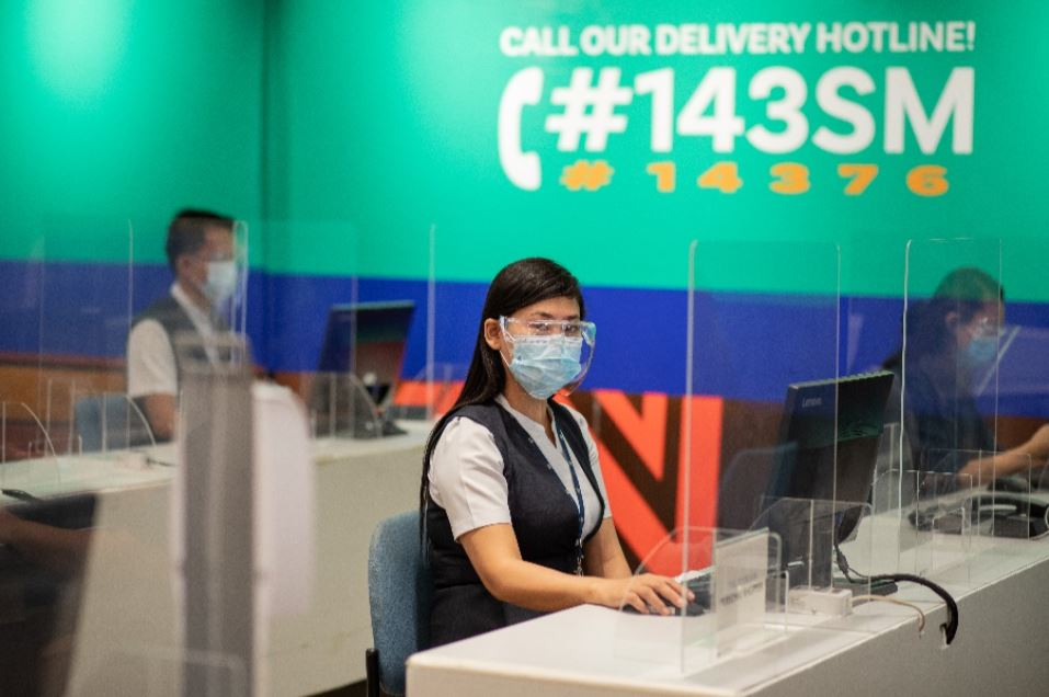 SM Store Call to Deliver services