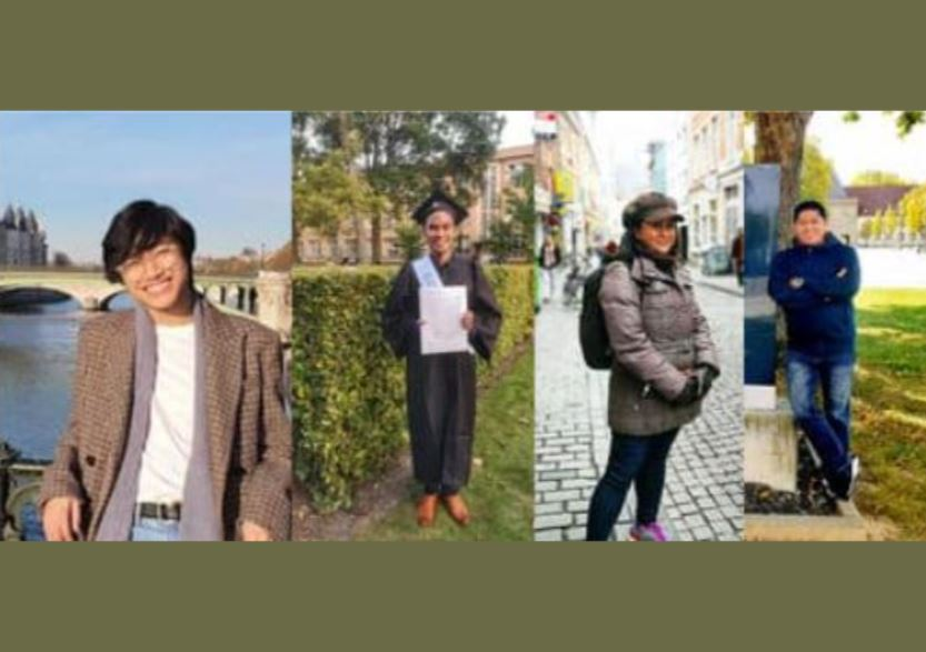 Filipino Erasmus+ Scholars European Union