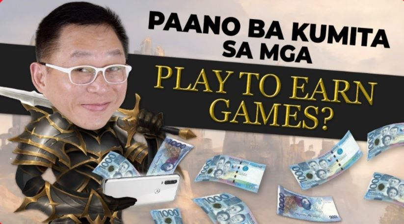 PLAY TO EARN GAMES ONLINE