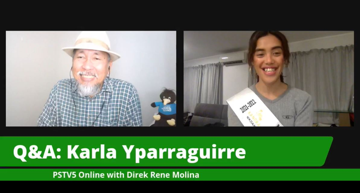 Karla Yparraguire PSTV5Online