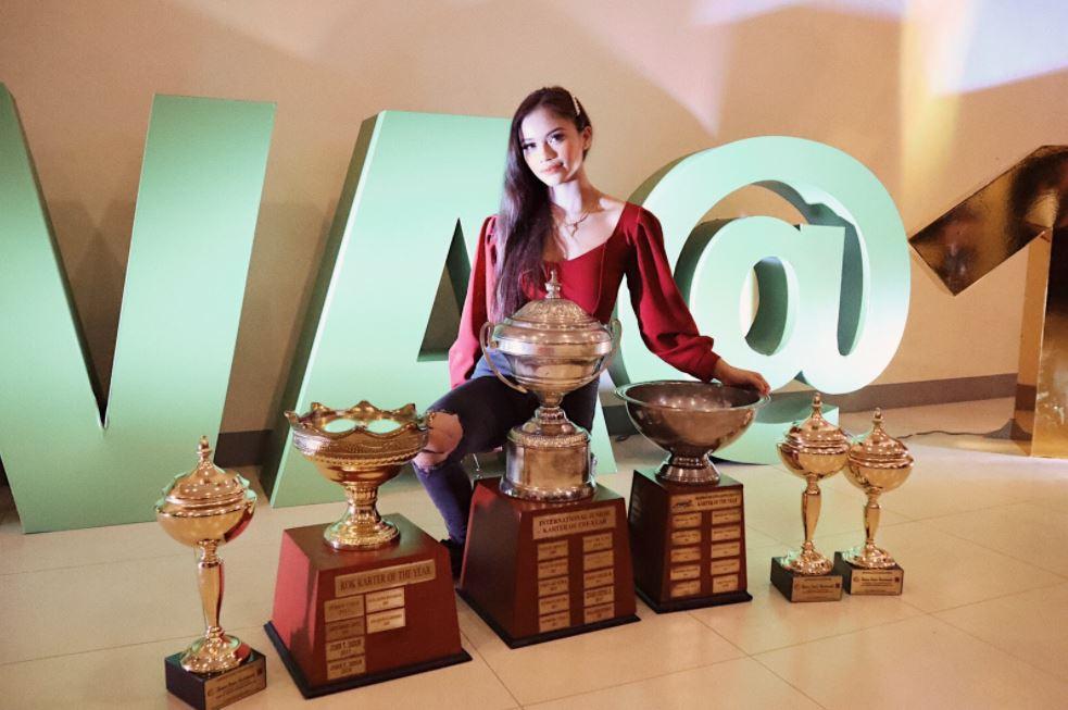 Bianca Bustamante Karter of the Year