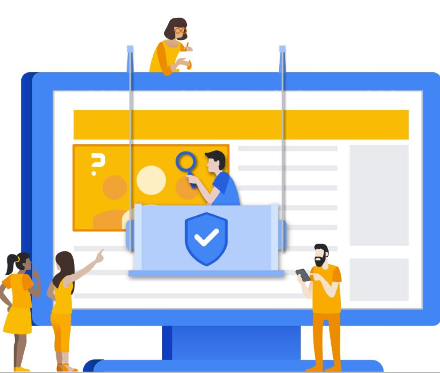 Filipino students Google News Initiative