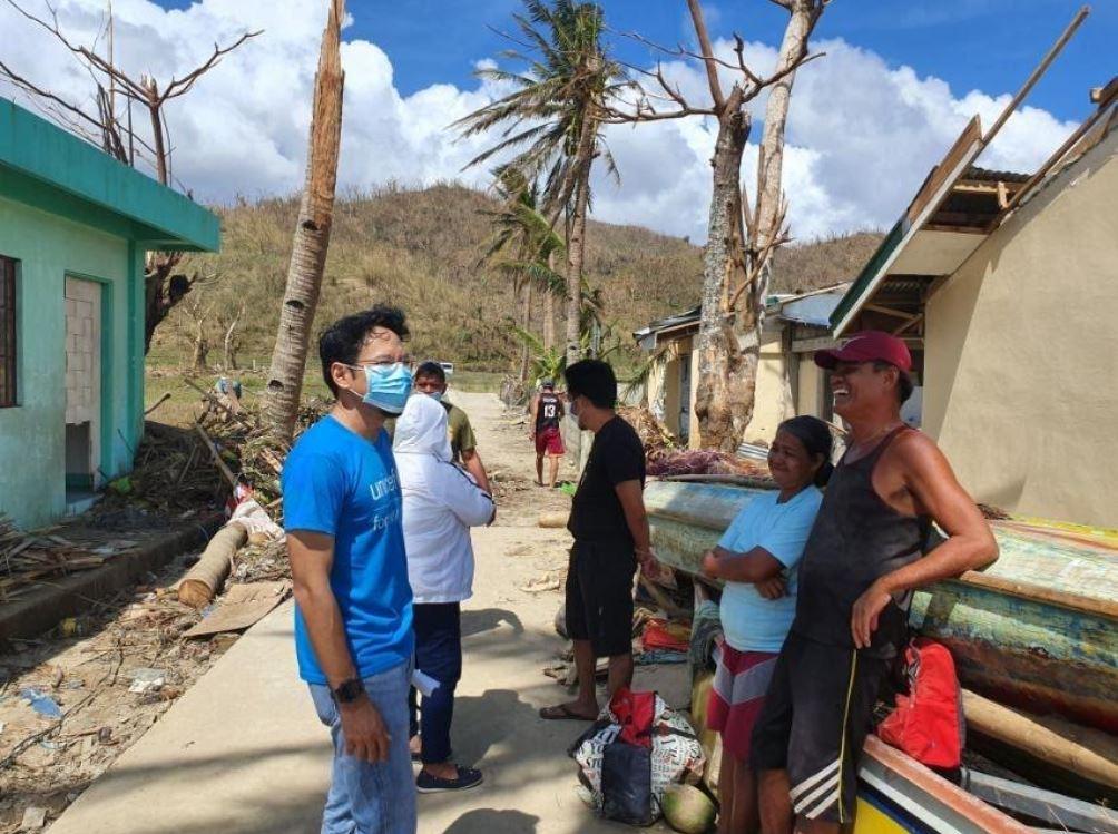 Cebu Pacific UNICEF  free flights