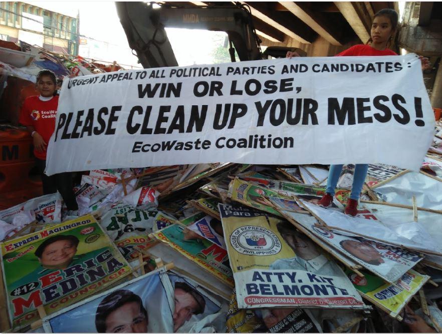 Environmental groups Green Electoral Reforms