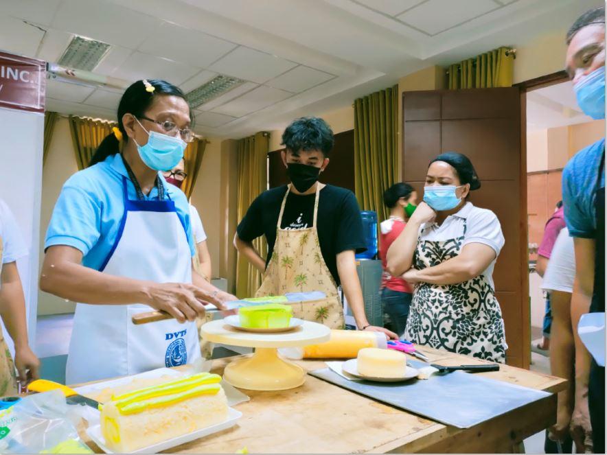 Globe Caritas PH provide education