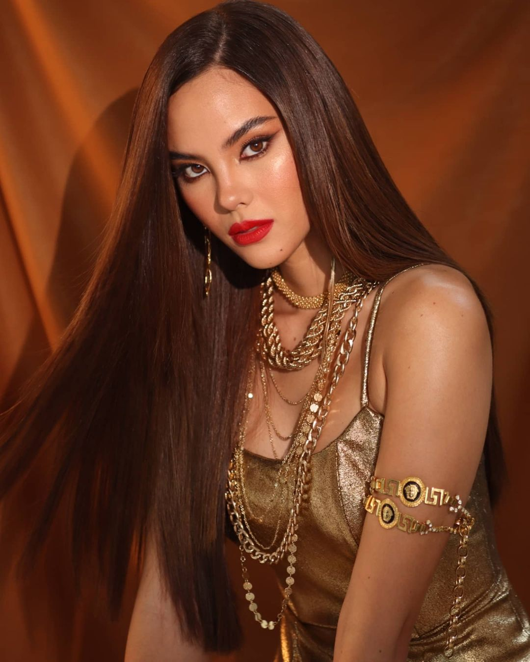 Catriona Gray hosts Miss South Africa pageant