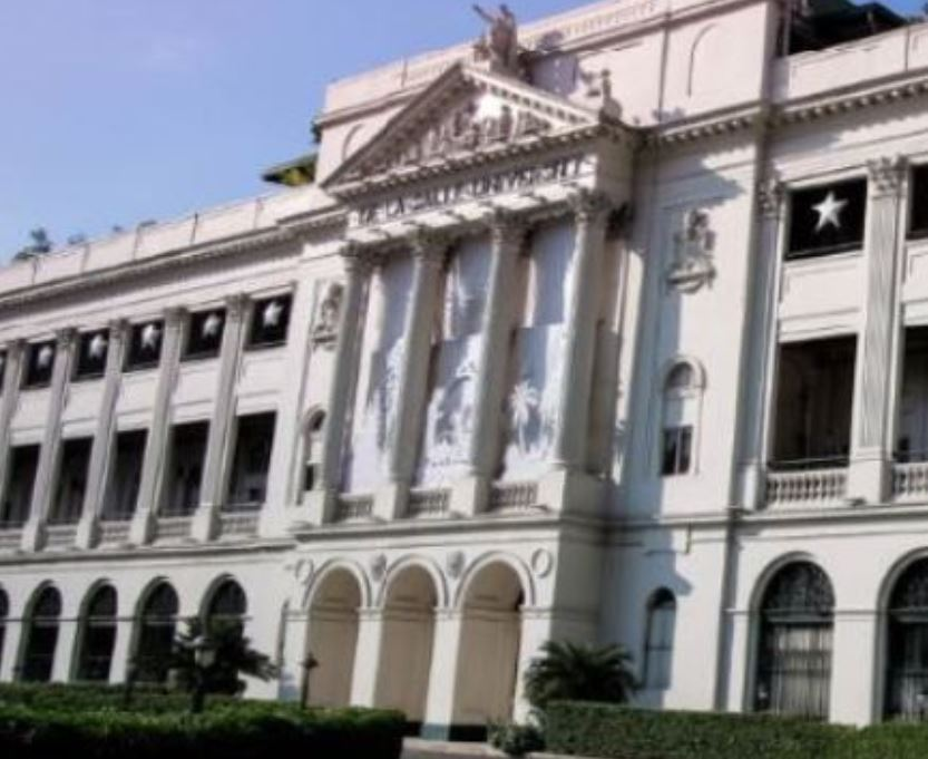 DLSU Physical Sciences  Times Higher Education
